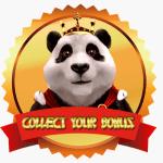 Collect a free Royal Panda Bonus today!