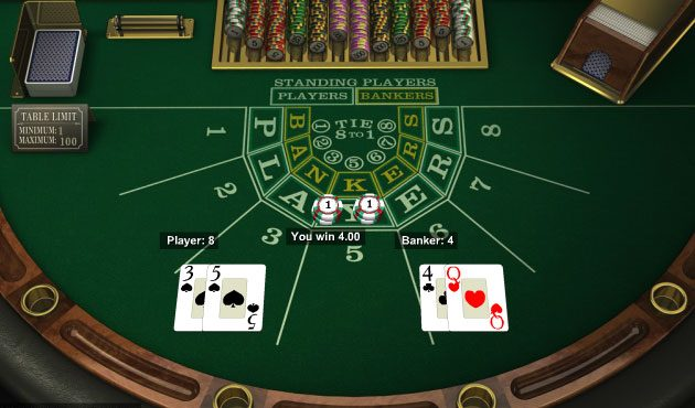 Learn how to play baccarat at an Indian online casino