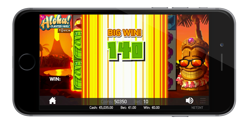 Play mobile slots on your smartphone or tablet
