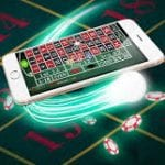 Play roulette online on a mobile device